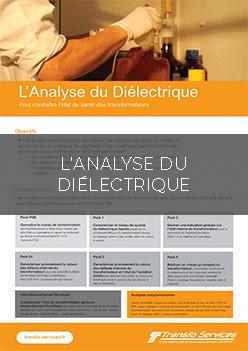 Document PDF Analyse du diélectrique